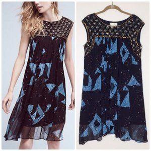 Anthropologie Dress Moulinette Soeurs Lydia Swing